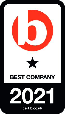 Cert B - Best Company 2021